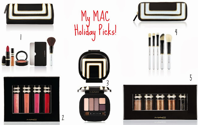 My MAC Holiday Picks | 2013