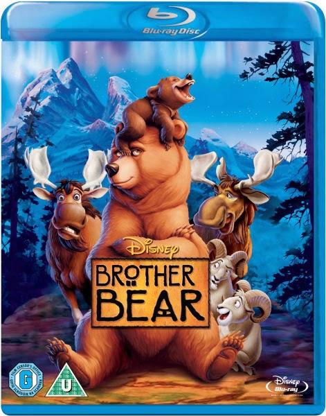 Brother Bear 2003 Hindi Dubbed Dual HDTVRip 480p 300mb