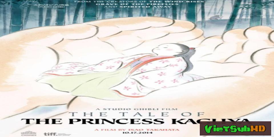 Phim Chuyện Công Chúa Kaguya VietSub HD | The Tale Of The Princess Kaguya  2013