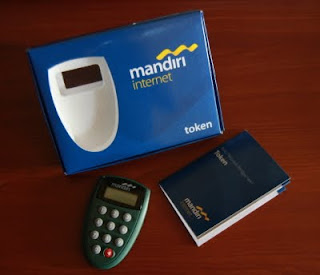 token Bank Mandiri