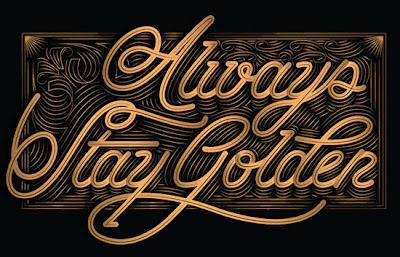 Diseño de fuente o tipografía en papeleria