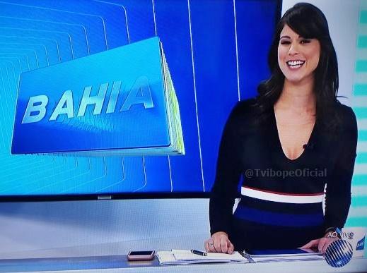 AUDIÊNCIA PRÉVIA: Jessica Senra no Bahia Meio Dia empaca e perde de novo para Jessica Smetak no Balanço Geral (17/07)