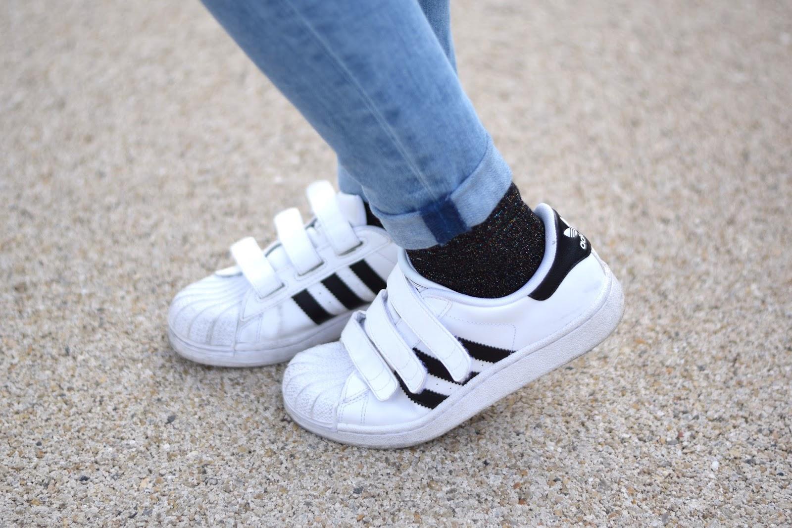 glitters socks