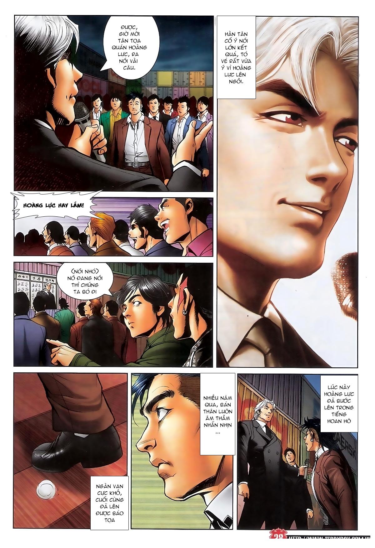 Người Trong Giang Hồ - Chapter 1561: Lòng người theo về - Pic 25