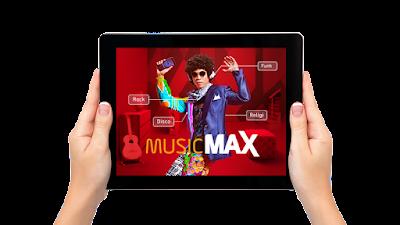 MusicMax - Telkomsel