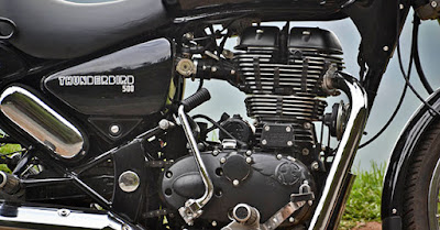 Royal Enfield Thunderbird 500 engine image