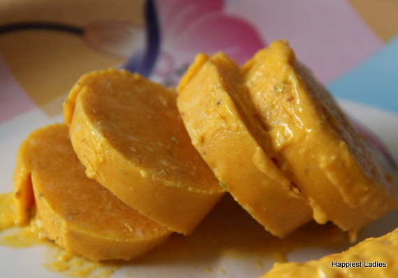prepare mango kulfi at home