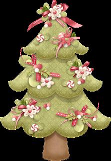 Clipart Tierna Navidad.