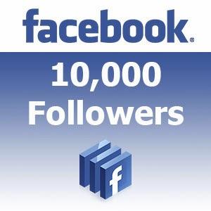 Buy 10000 Facebook Followers