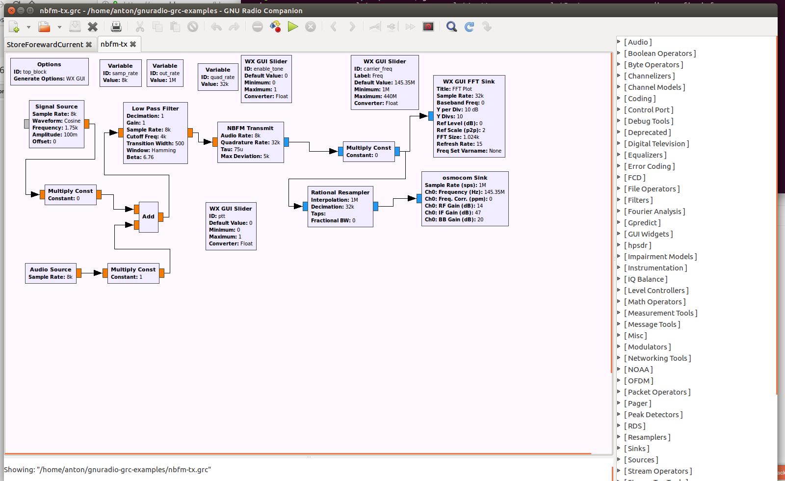 ZR6AIC: Setting up my hackrf on ubuntu 17 10
