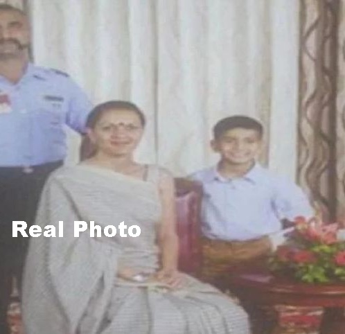 abhinandan wife name video and photo