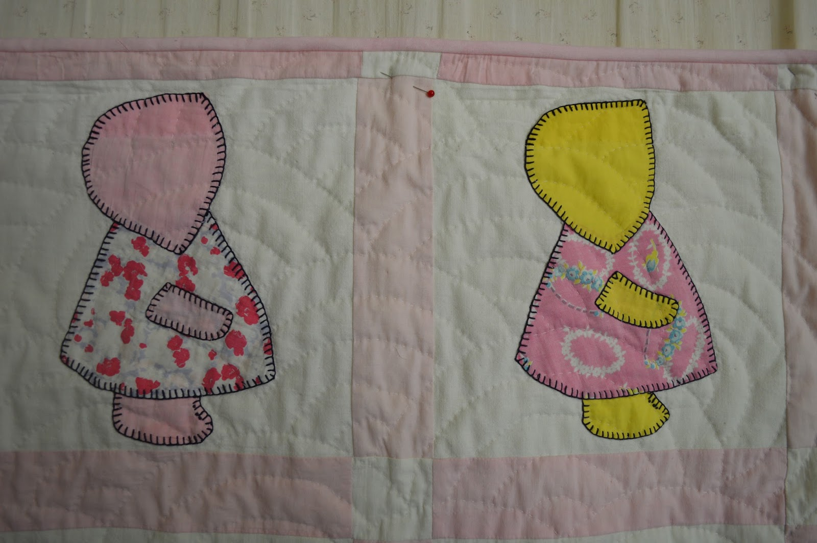Sew Many Quilts - Too Little Time: Hand Quilting. : hand quilting without a hoop - Adamdwight.com