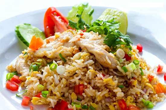 resepi nasi goreng thai