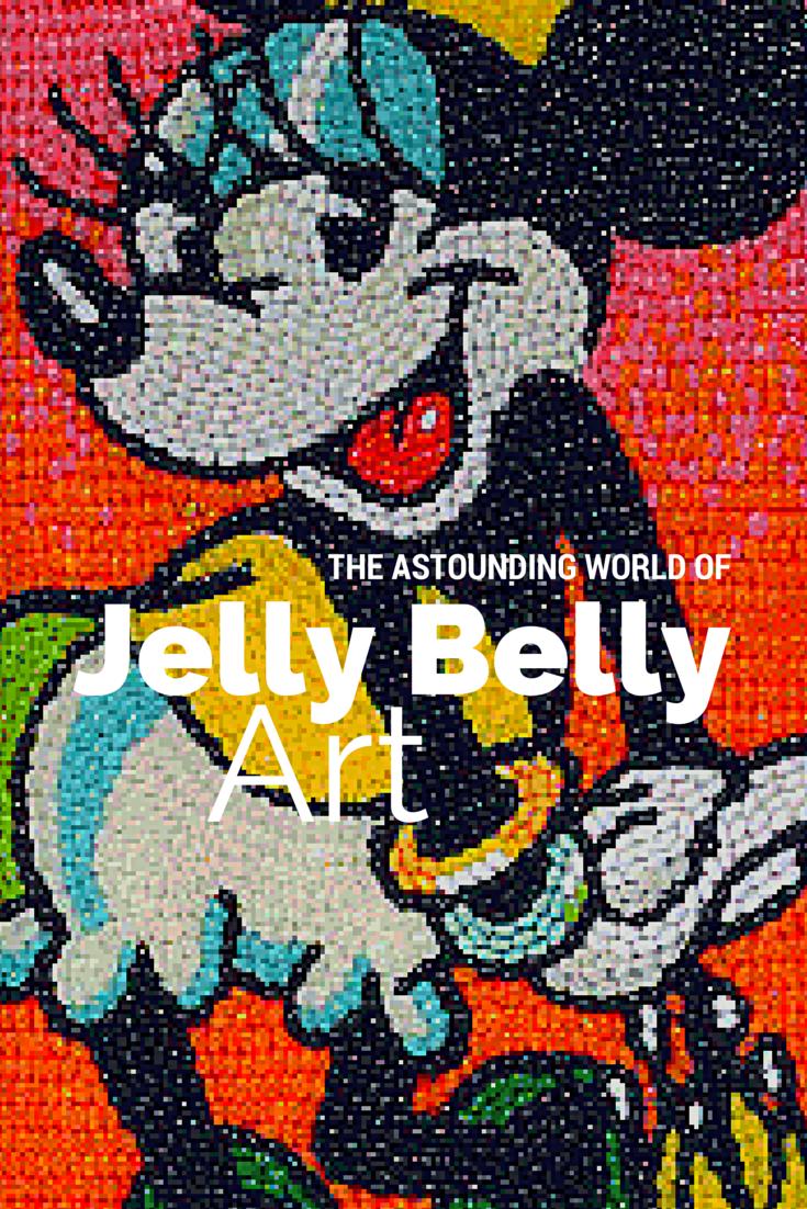 Jelly Belly Art