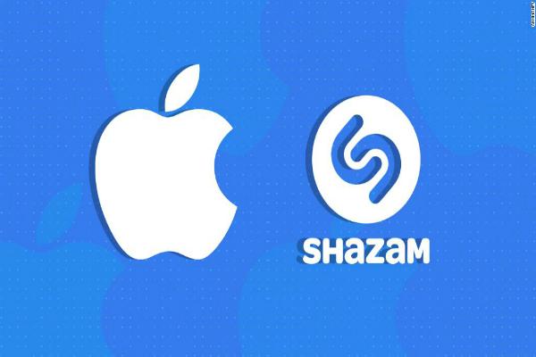آبل تؤكد رسميا استحواذها على تطبيق Shazam