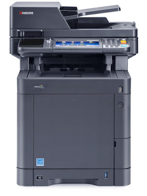 It makes copying as well as scanning inwards skilful character as well as really fast Kyocera TASKalfa 350ci Driver Download