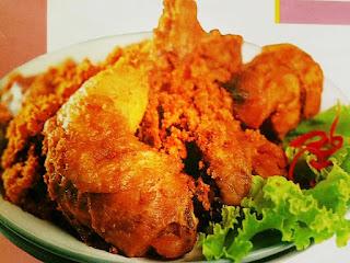 Gambar Resep Ayam Goreng Beremah