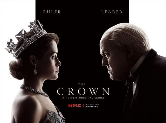 Série TV The Crown L'Agenda Mensuel - Novembre 2016