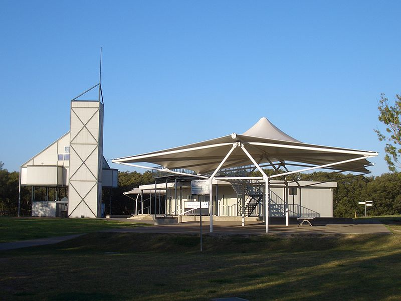 The Bicentennial Park Education Centre At Homebush Bay Is A Place To Learn About Parklands Wetland Ecosystem And Environment