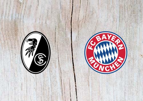 Freiburg vs Bayern Munich Full Match & Highlights 30 March 2019
