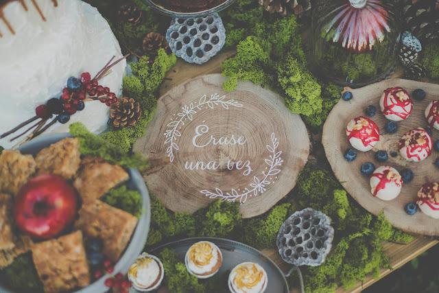 reposteria boda inspiracion Blancanieves - Snow white - Blog Mi Boda