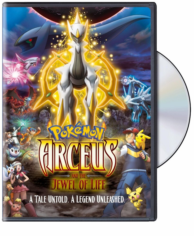 Pokemon - Arceus And The Jewel Of Life
