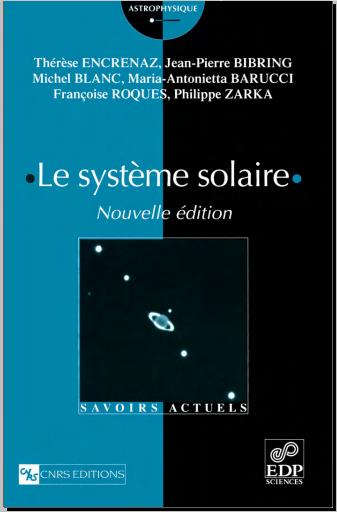 Livre : Le système solaire - Collectif, EDP Sciences