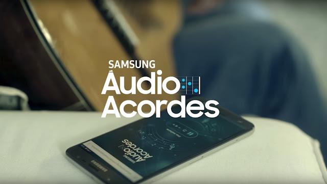 Samsung lança App que ensina deficientes visuais a tocarem violão