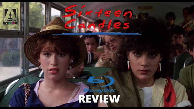 Sixteen Candles (1984) Arrow Blu-ray Review: The Basics