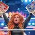 Becky Lynch conquista o RAW e SmackDown Women's Championship ao derrotar Charlotte Flair e Ronda Rousey no Main Event da Wrestlemania