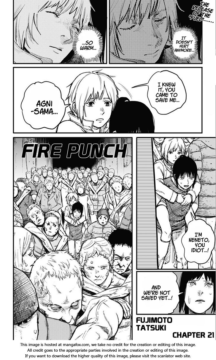 Fire Punch - Chapter 22