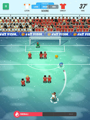 Tiny striker: World football v1.0.18