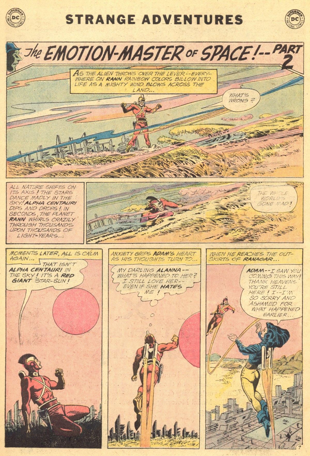 Strange Adventures (1950) issue 243 - Page 10