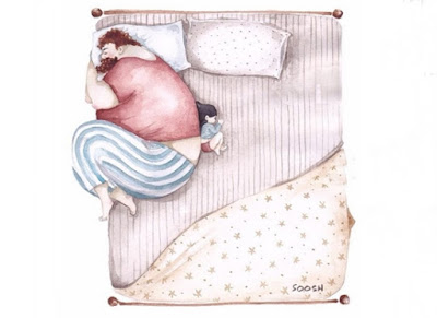 pai e filha dormem-Snezhana-Soosh_Eliseu-Antonio-Gomes_Belverede
