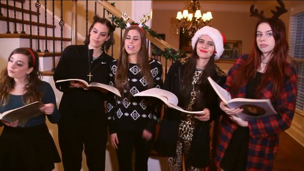 Blog About Cimorelli : Cimorelli - Little Drummer Boy (Justin Bieber Cover) 10 Days Till Christmas