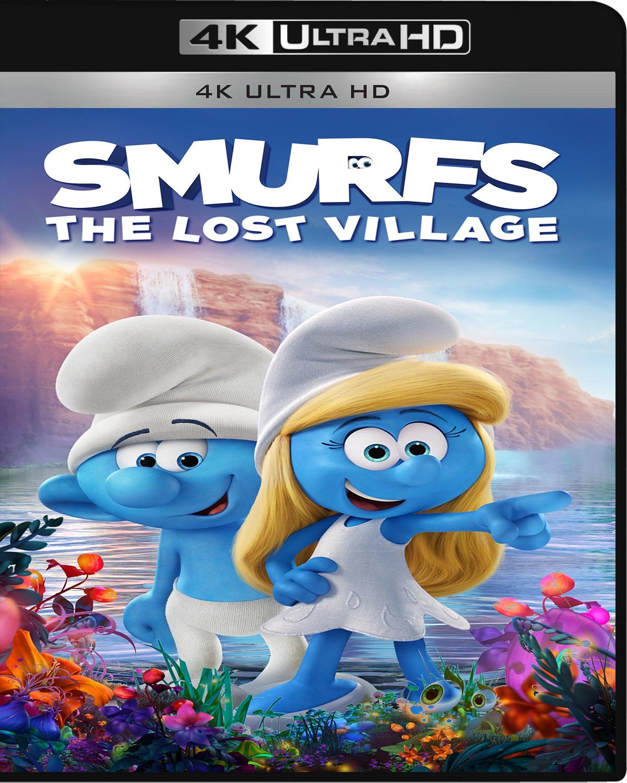 Smurfs: The Lost Village [2017] [UHD] [2160p] [Latino – Castellano]