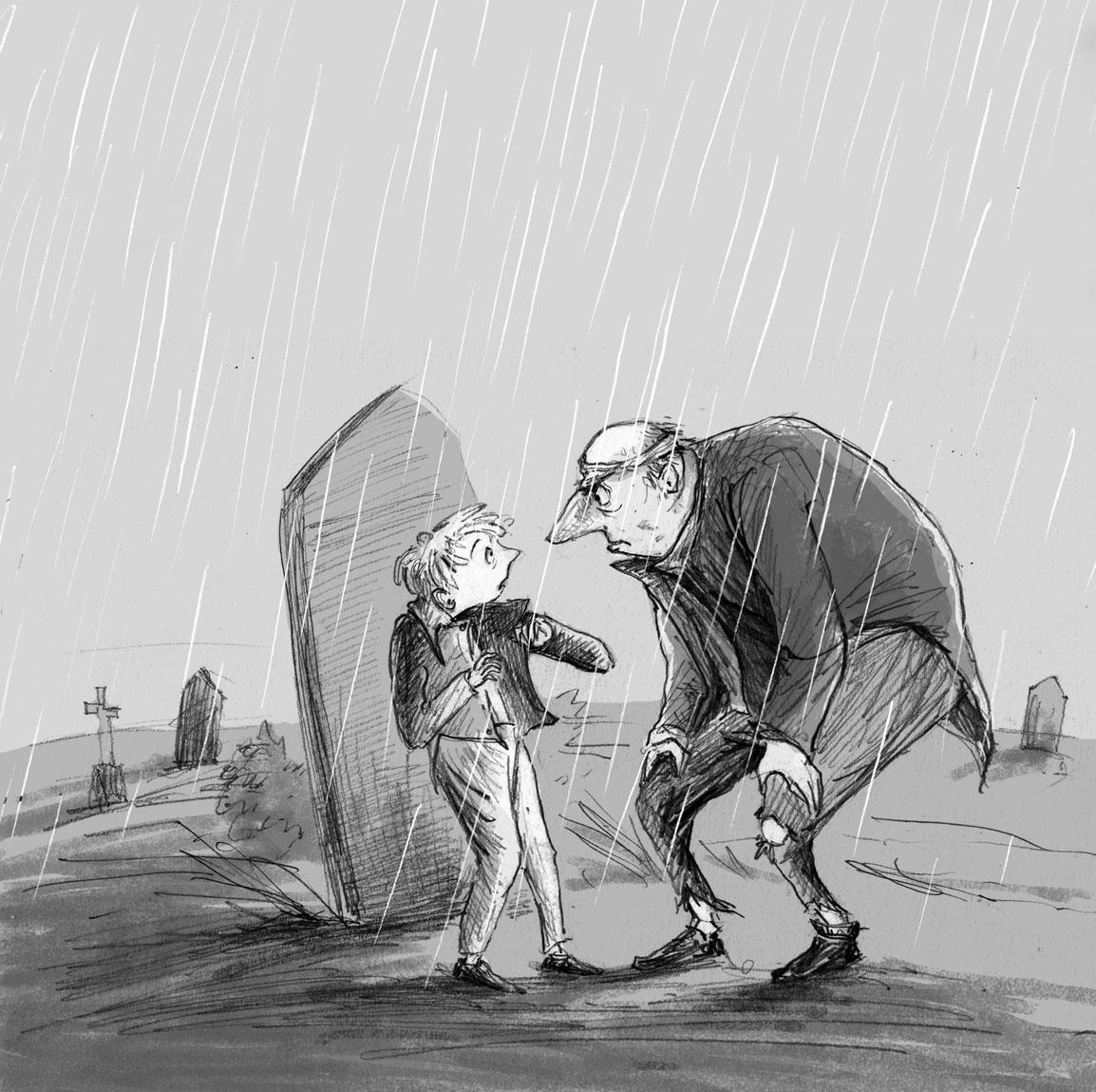 Sarah Warburton Illustrations: What The Dickens?