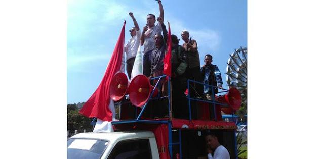 'Aksi Rajab' ProDEM Usir Neolib dari NKRI