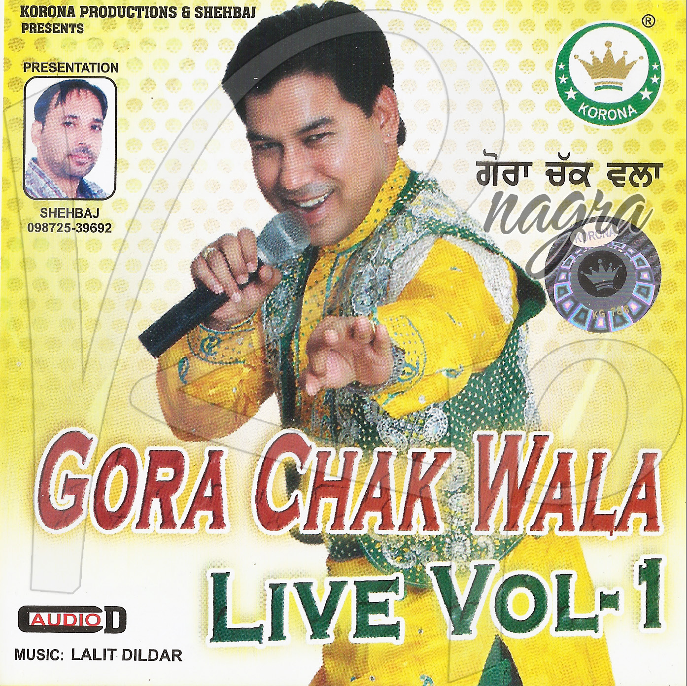 Gora Chak Wala – Live Vol.1 Mp3 Songs Free Download