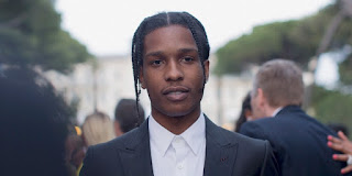 A$AP ROCKY PHOTOS