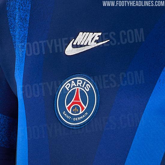 the latest a03f0 114cf Paris Saint-Germain 19-20 Champions League Pre-Match Shirt ...