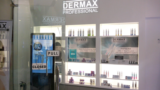 dermax laser center clinics