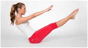 Weight kam karne ke liye Naukasana Yoga Asan