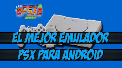 Epsxe Emulador PSX Android APK