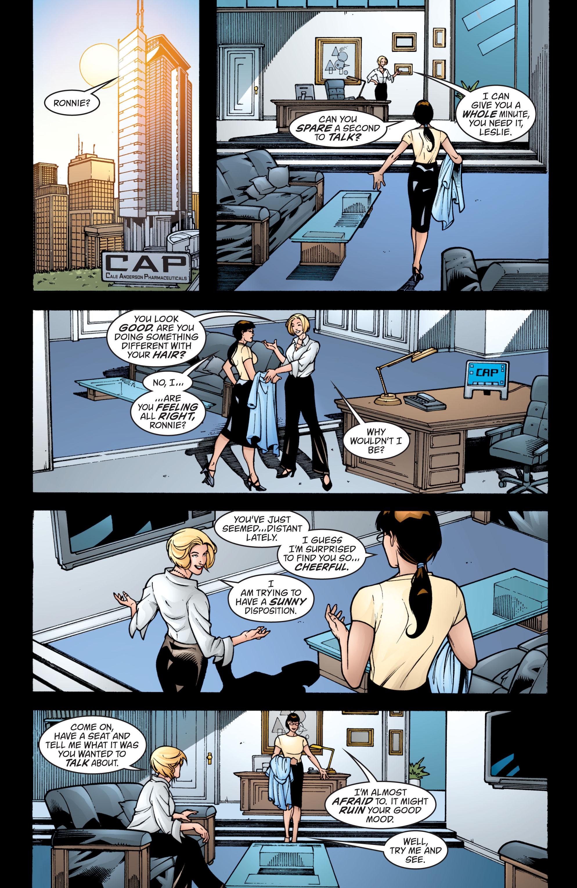 Read online Wonder Woman (1987) comic -  Issue #204 - 19