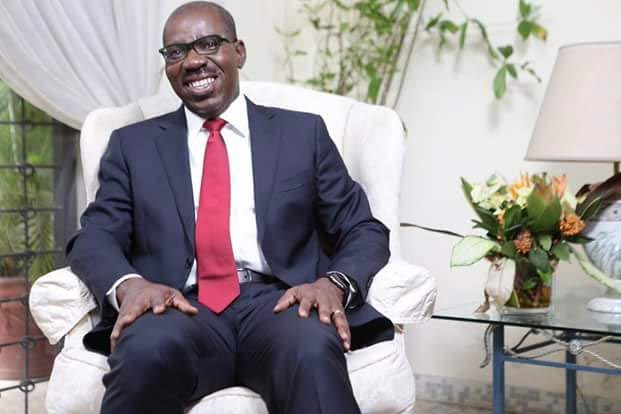 Godwin Obaseki wins APC governorship primaries in Edo State