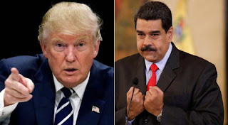 Six Venezuelan  security officials sanctioned by US for obstruction of aid