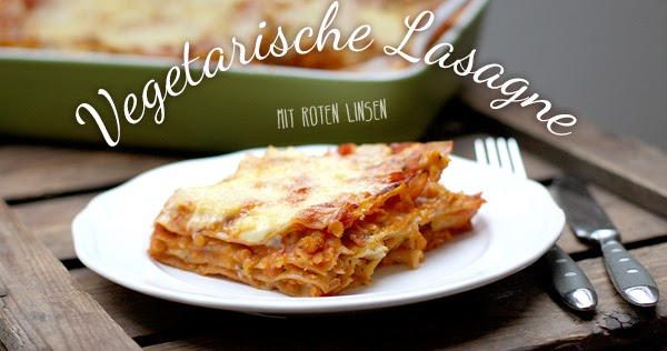 aentschies blog vegetarische lasagne mit roten linsen. Black Bedroom Furniture Sets. Home Design Ideas