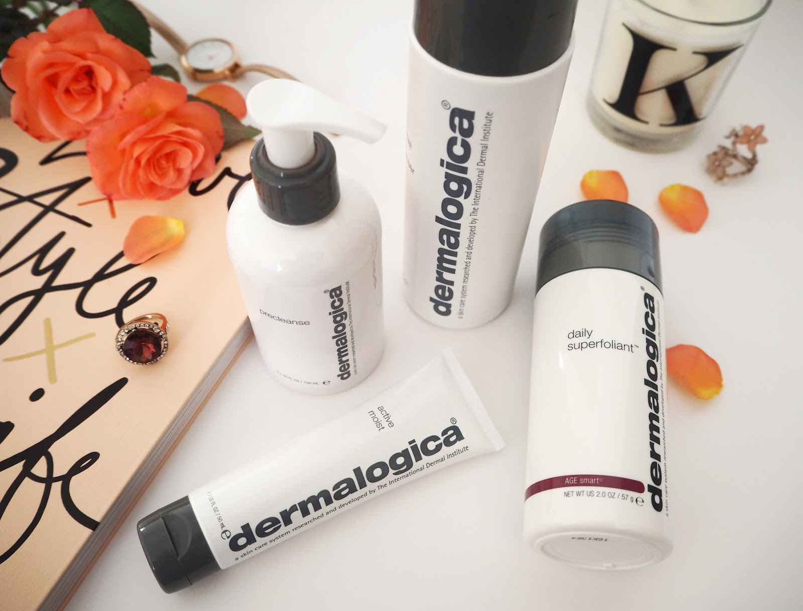 Dermalogica Face Mapping Skin Analysis, Beauty Blogger, UK Blogger, Skincare Review, Dermalogica Skincare Products, Preen Me, My Face My Story