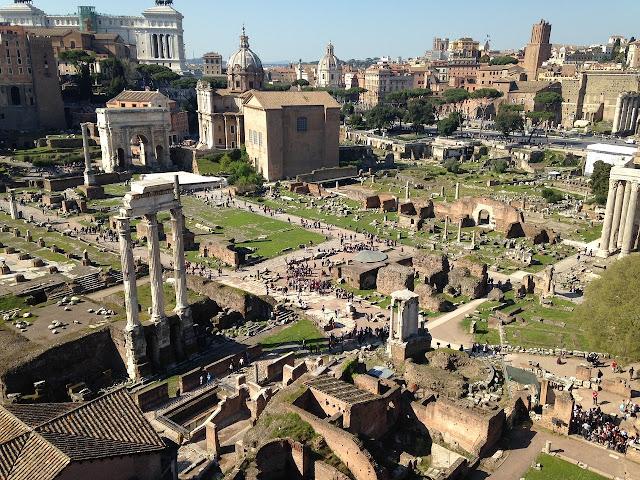 Tempi antichi romani